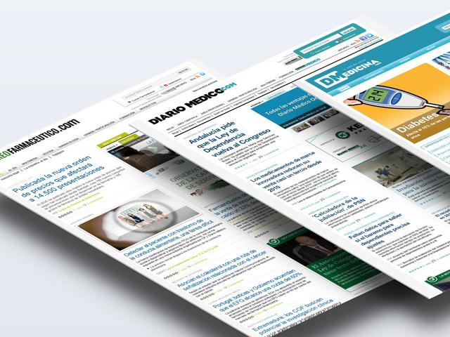 Websites de salud y medicina
